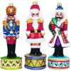 RADKO 002290 GRAND STAND NUTCRACKER (3 PC SET)