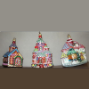 RADKO 99HOU3 CANDY LAND CORNER  (3 PCS) LTD ED